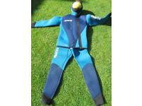 Mares Tango Semi-Dry Suit Size 3