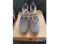 Fred Perry desert boot