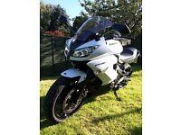 Kawasaki ER6F 2010 Motorbike / Motorcycle - White