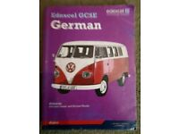 Edexcel German textbook. Recommended for National 5