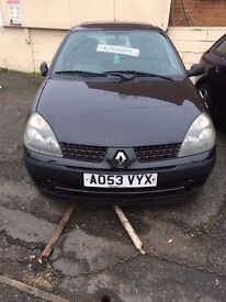 2003 RENAULT CLIO 1.4 AUTOMATIC **LOVELY CAR