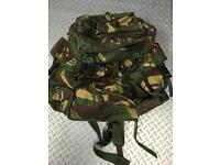 Military day sack