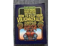 Vw Volkswagen beetle camper split screen repair manual