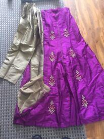 indian dress brand new