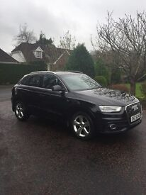 Audi Q3 - 2L Diesel Quattro private sale One owner from new. Beautiful Car