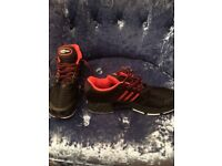 Adidas trainers brand new with box size 9.5 RRP £80