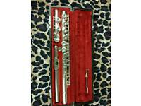 Flute yamaha 221s overhauled