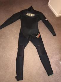 Sola evolution titanium wetsuit