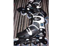 Children skates new size 12 to 2