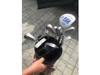 Ladies cavity back golf clubs