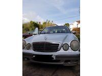 Mercedes e320 cdi swaps/offers