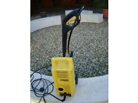 KARCHER KB 2020 PRESSURE WASHER WITH 2 ATTACHMENTS CAN BE SEEN WORKING ONLY £20 FOR QUICK SALE