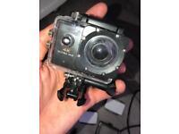 Go Pro style ultra HD camera