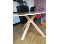 120 cm round dining table