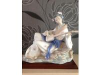 Large lladro by nao ornament