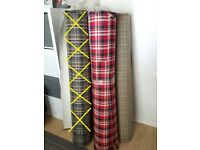 5 Rolls of PU Coated Fabrics - OFFERS / SWAP