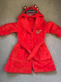 Blaze & the Monster Machines Dressing Gown age 3-4