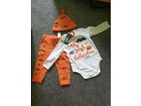 Brand new Baby Halloween costume age 9/12 months