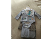 Various baby clothes - ALL NEW and unused