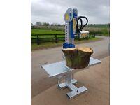 Log splitter, log holder various sizes options