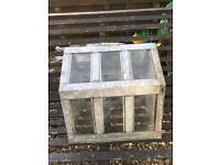 Glass Seed propagator