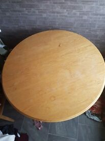Dining table posting again due to time wasters