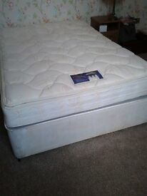 Good quality double bed