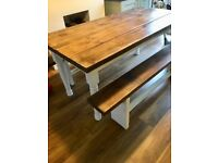 Made to order beautiful kitchen tables