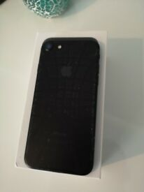 Apple iPhone 7 Space Grey 32gb EE network