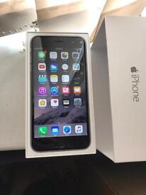 IPhone 6 Plus +16GB Space Grey Unlocked to any network ,Boxed up