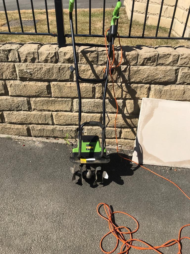 Electric Garden Tiller | in Huddersfield, West Yorkshire | Gumtree