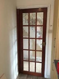 Glass panels doors internet doors