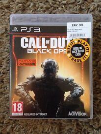 Black opps three PS3