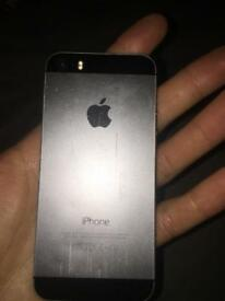 iphone 5s (spares or repair)