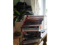 PS3 15 games good cond