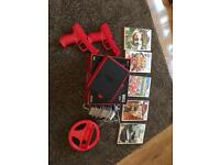 Nintendo Wii Mini Red Limited edition