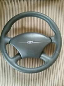 Ford focus 's wheel