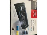Sony BT3900U head unit / car stereo