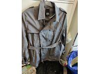 XL Topman Jacket coat classic like New