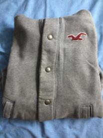 Hollister Jacket With Hood Medium
