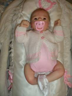 Reborn doll PRECIOUS premmie. Approx.18 inches 3 lbs FREE postage Johnsonville East Gippsland Preview