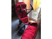 Quinny Zapp Xtra pushchair / Buggy