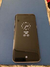 EE, Samsung galaxy S8