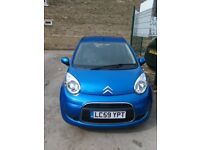 "CITREON C1 VTR 1.4 DIESEL""""09 PLATE""""£20 A YEAR TAX GENUINE MILEAGE!!!"
