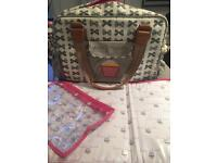 Yummy Mummy baby changing bag - great condition