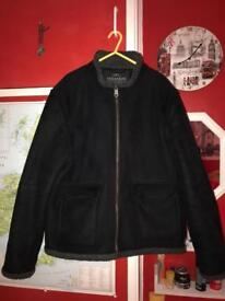 Men's Threadbare winter coat size XL