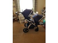 Silver Cross - Double pushchair