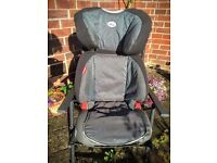 Britax Adventure Hi Liner Car Booster Seat - good condition - group 2/3 age 4 - 12 yrs 15 - 36 kg