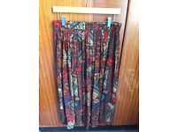 Ladies Patterned Maxi Skirt