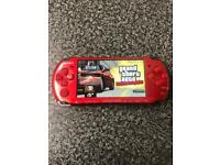 64gb red Sony PSP slim with 15,000 games